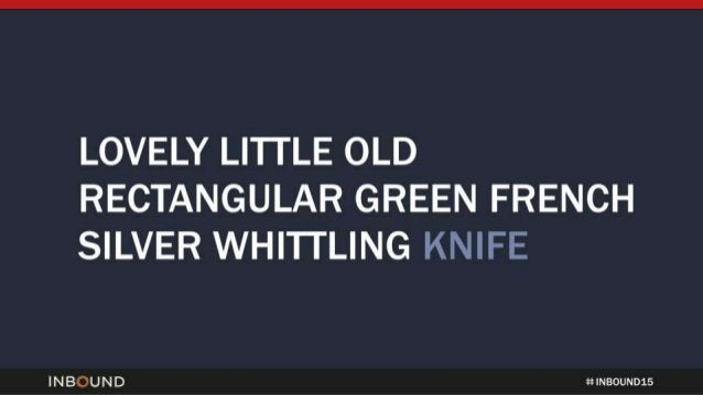 LOVELY LITTLE OLD RECTANGULAR GREEN FRENCH SILVER WH| '|'| 'L| NG KNIFE  INBOUND # NNNNNNN 15