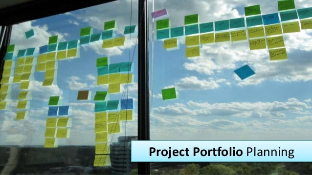 | © 2010 Axway | All rights reserved. 17 Project Portfolio Planning