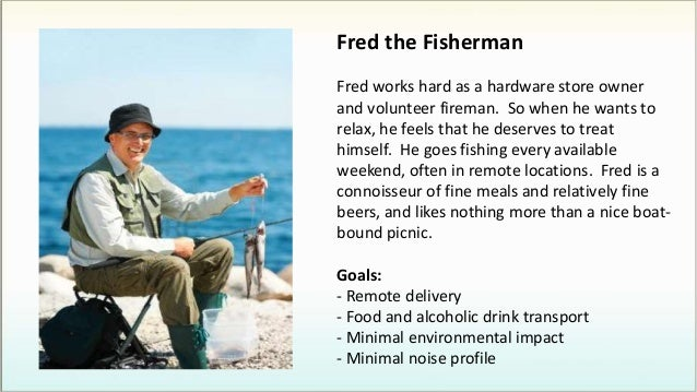Fred the Fisherman Fred works hard as a hardware store owner and volunteer fireman. So when he wants to relax, he feels th...