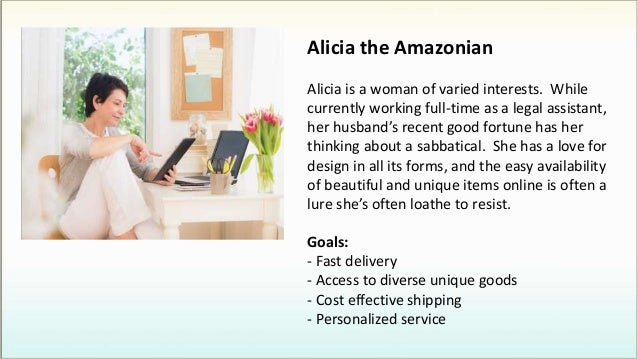 Alicia the Amazonian Alicia is a woman of varied interests. While currently working full-time as a legal assistant, her hu...