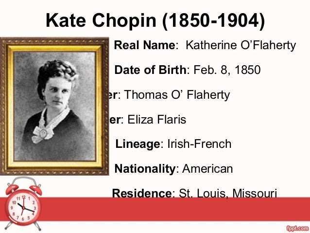 The death of a husband in a story of an hour by kate chopin