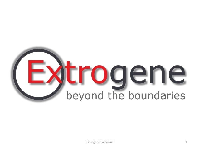 Extrogene Software 1