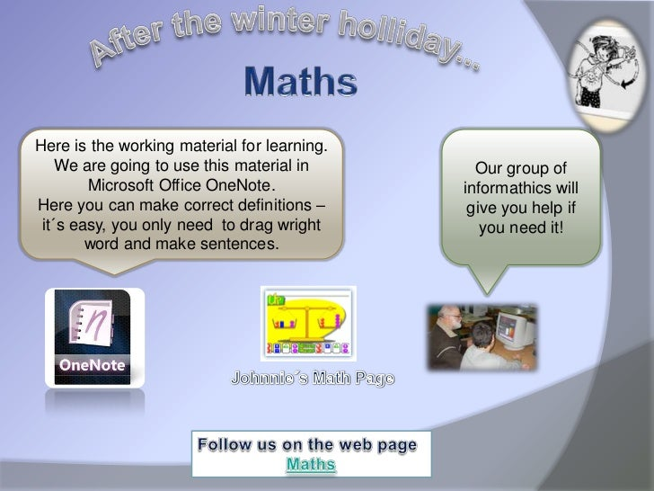 Here is the working material for learning.    We are going to use this material in       Our group of        Microsoft Off...