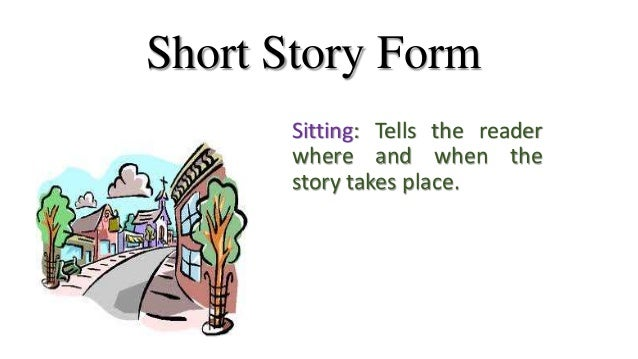 how to write a make believe story