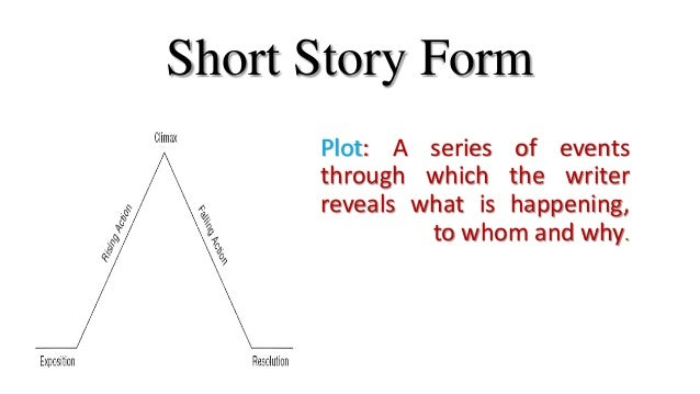 how to develop a short story