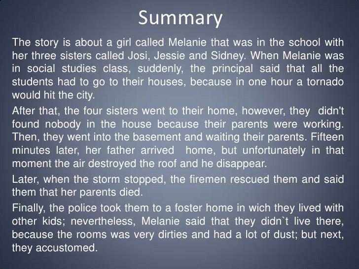 english story and summary