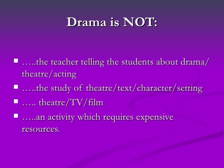 Story sacks for Teaching English through Drama in the Primary Class