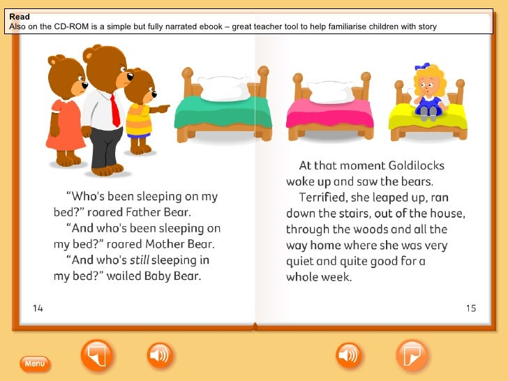 Read Also on each CD-ROM is a simple but fully narrated ebook – a great teacher tool to help familiarise children with the...