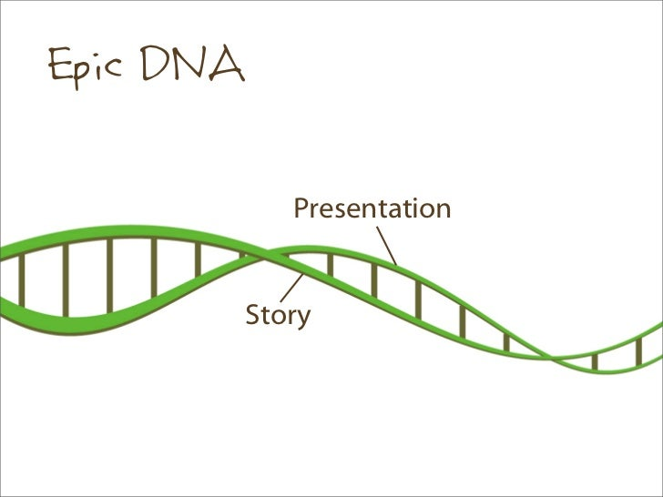 Epic DNA                Presentation              Story