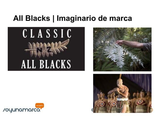 All Blacks | Imaginario de marca