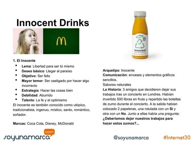 Innocent Drinks inspira