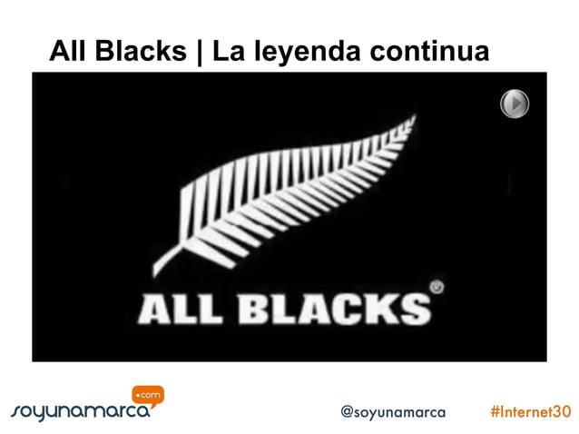 All Blacks | La leyenda continua