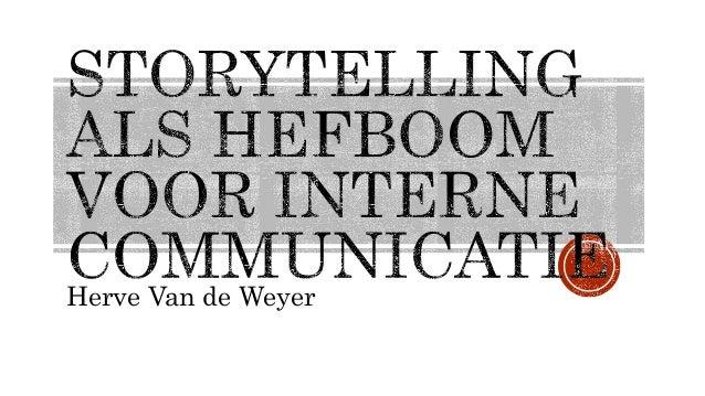 Herve Van de Weyer