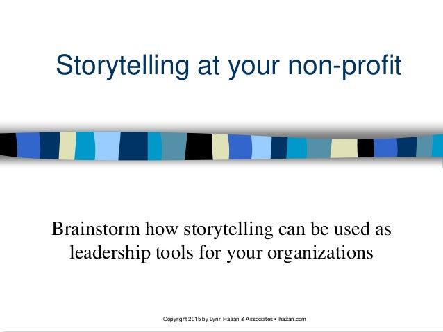 leader as storyteller pdf