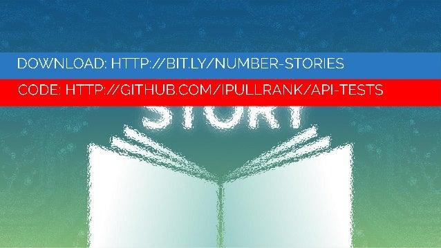 Storytelling By Numbers Slide 2