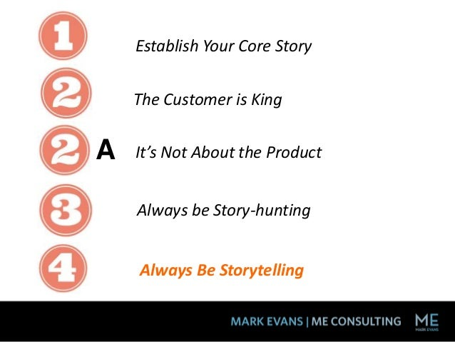 Storytelling presentation (ma rs, june 11)
