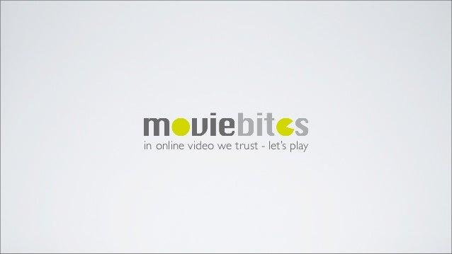 in online video we trust - let's play
