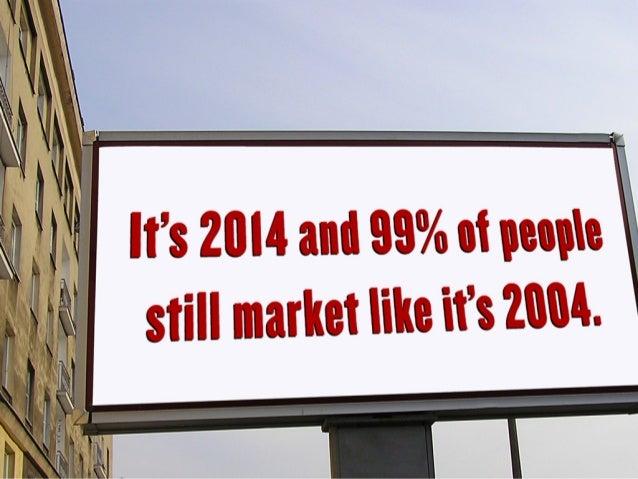 Storytelling in 2014 Slide 3