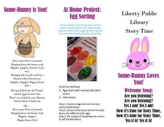 Story time some bunny loves you liberty public library story time some bunny loves you negle Images