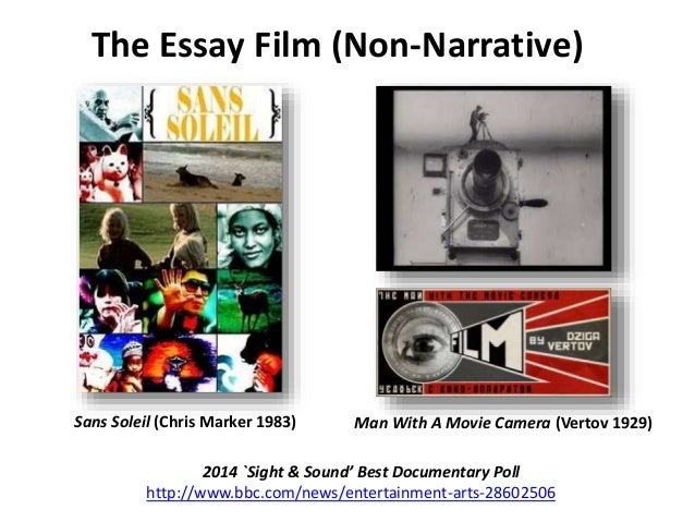 an essay on the film man with the movie camera