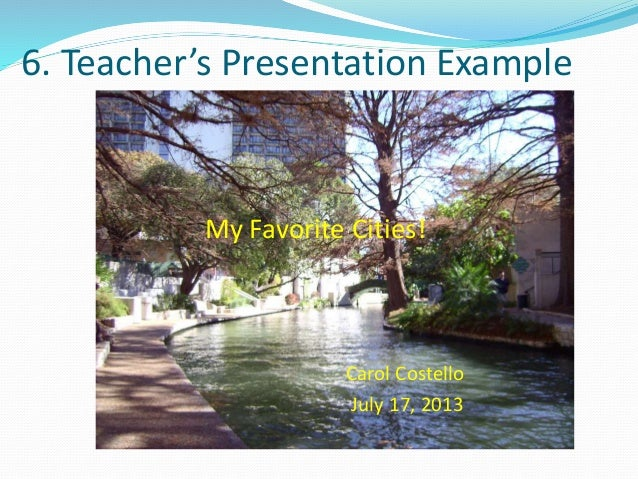 story with a happy ending  teaching presentation skills to