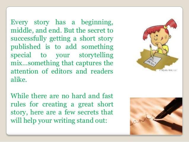 Story writing mantra by Dr. Nicholas Correa