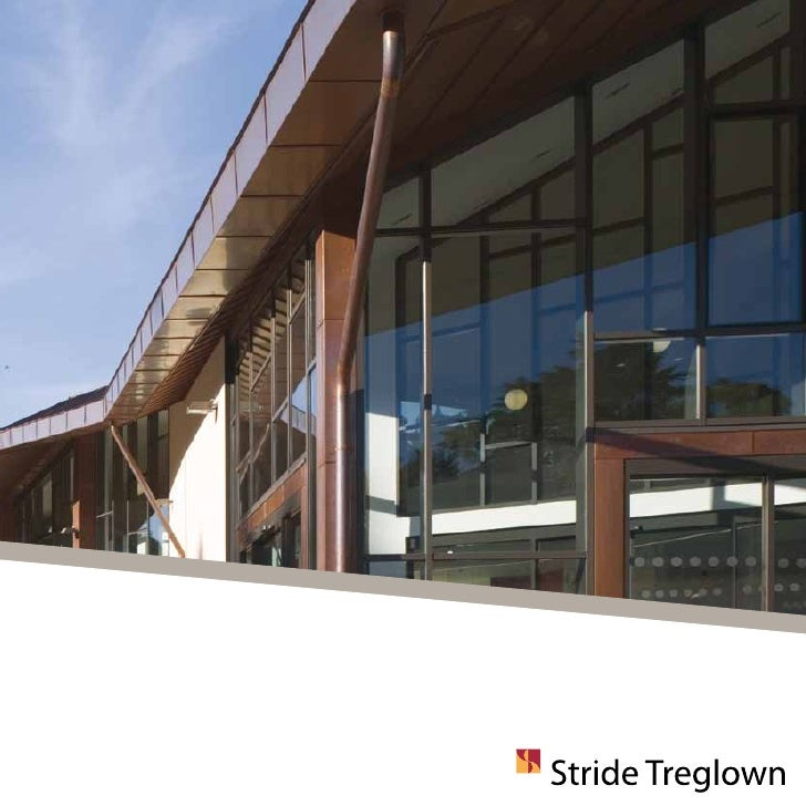 Welcome to Stride Treglown.                 As the practice has evolved,   As well as providing an We are one of the large...