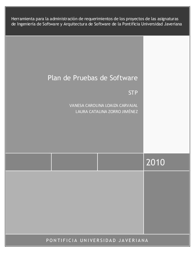 Herramienta para la administración de requerimientos de los proyectos de las asignaturas de Ingeniería de Software y Arqui...