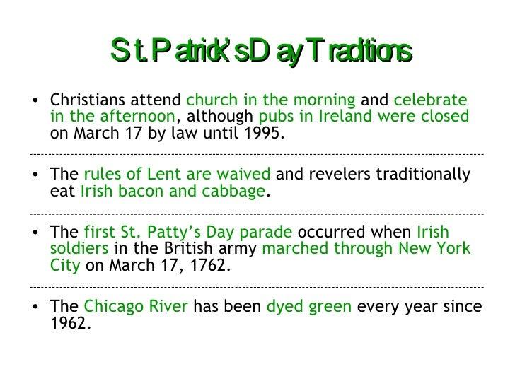 St patricks day Slide 3