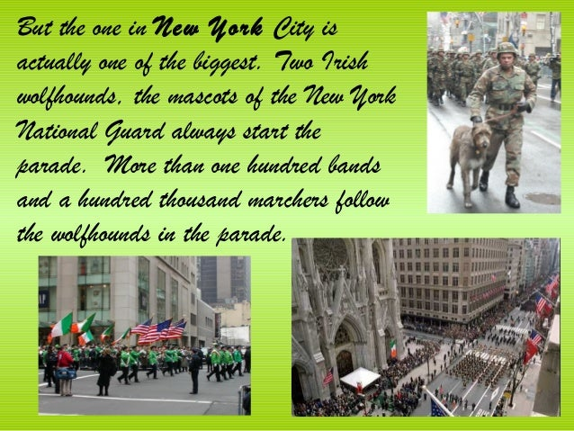 Irish Pride On Display As Thousands Line Fifth Avenue For Annual St. Patrick's Day Parade