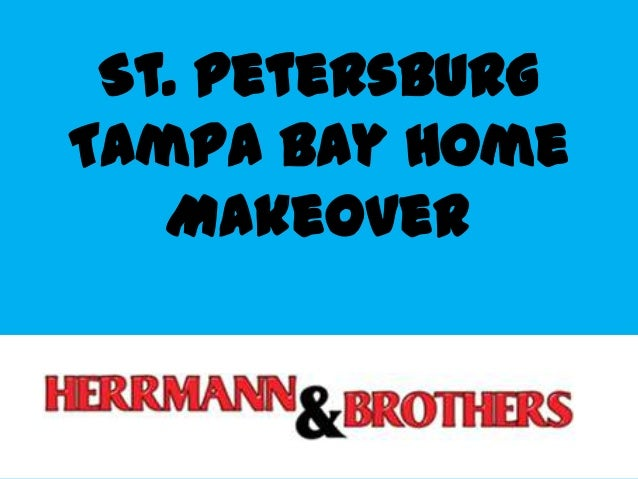 St. Petersburg Tampa Bay Home Makeover