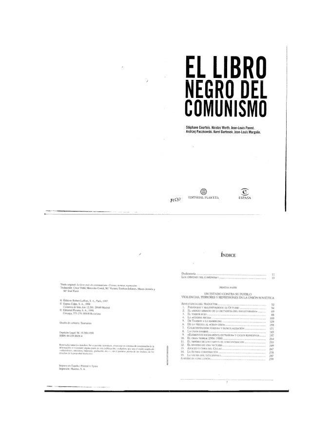 Stéphane courtois   el libro negro del comunismo crímenes, terror y represión