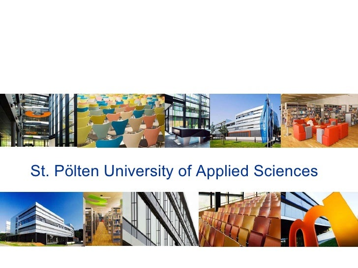 St. Pölten University of Applied Sciences