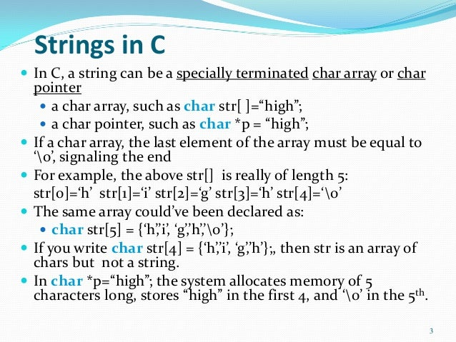 c++ write an assignment operator for a string class Copy constructor is called when a new object is created from an existing object, as a copy of the existing object (see this g-fact) and assignment operator is called when an already initialized object is assigned a new value from another existing object.