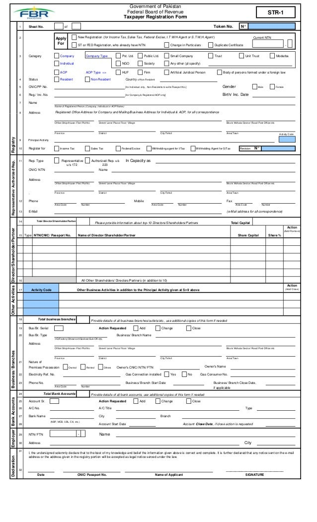 Sales tax registration form spiritdancerdesigns Image collections