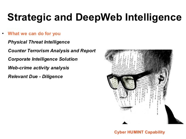 Web Intelligence (WEBINT)