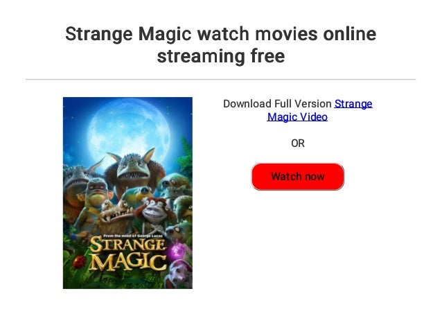Watch The Green Fairy 2015 Full Movie Online Free Download