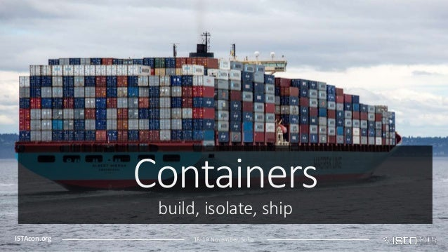 Don t talk to strangers test isolation with containers for Isolation container maritime