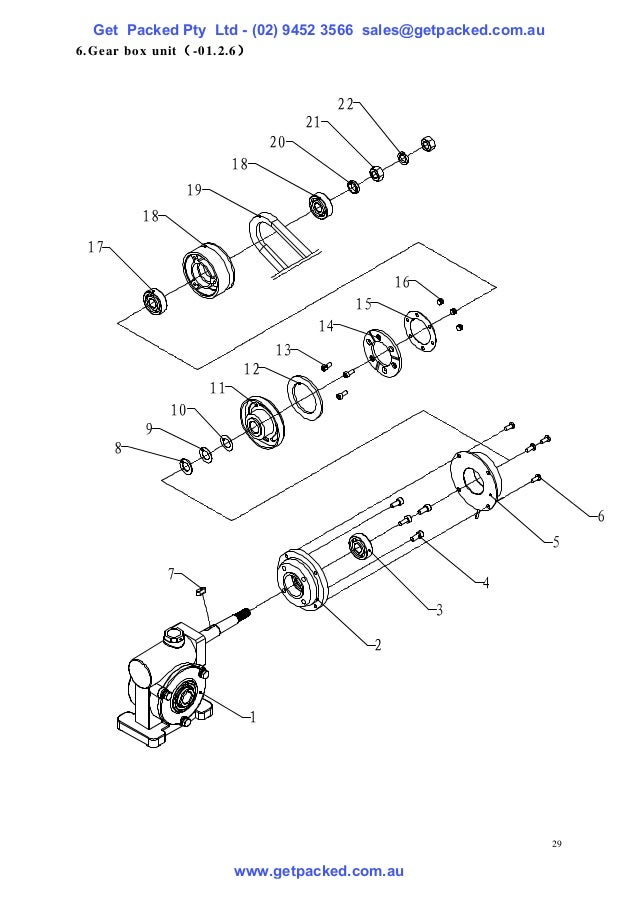 Strapping machine manual