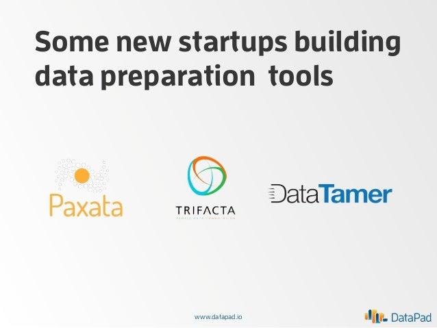 Building Better Analytics Workflows (Strata-Hadoop World 2013)