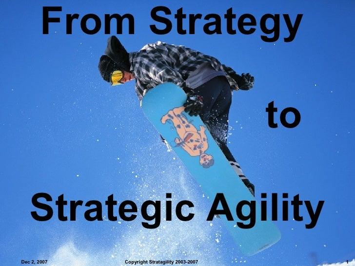 strategy agility Agility definition, the power of moving quickly and easily nimbleness: exercises demanding agility see more.