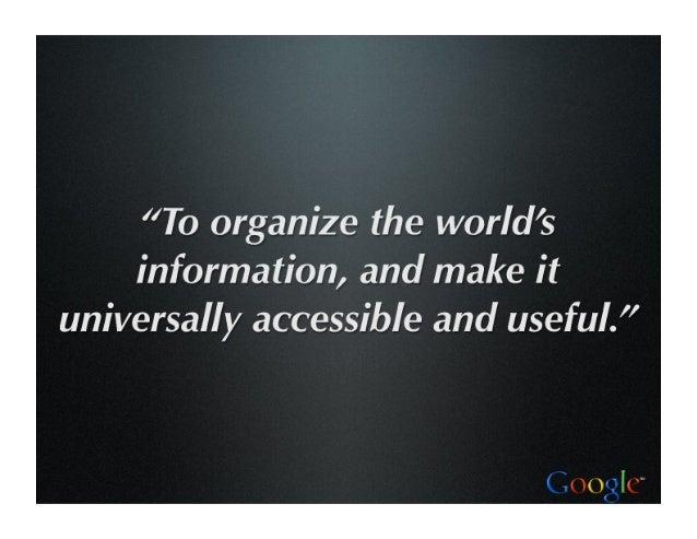 Strategic Analysis: Google Slide 3