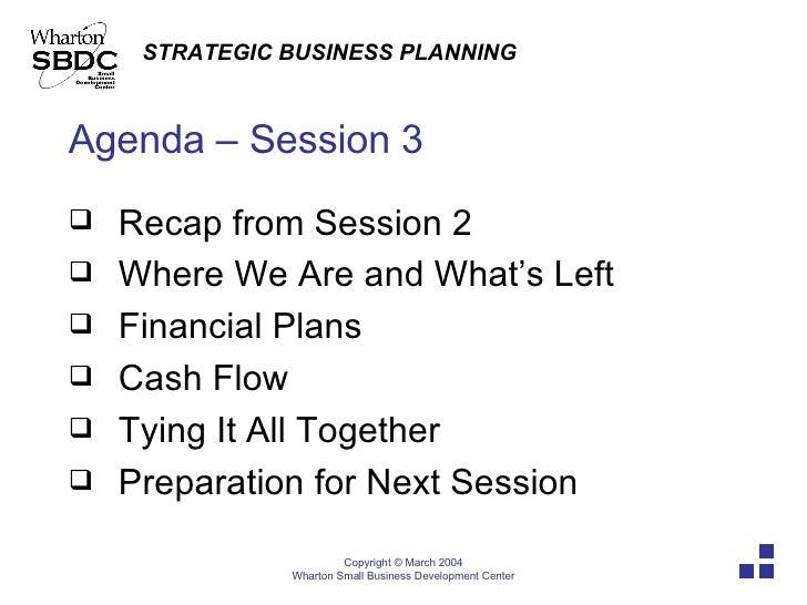 Strategic Plan Part III: Financial Planning Essay Sample