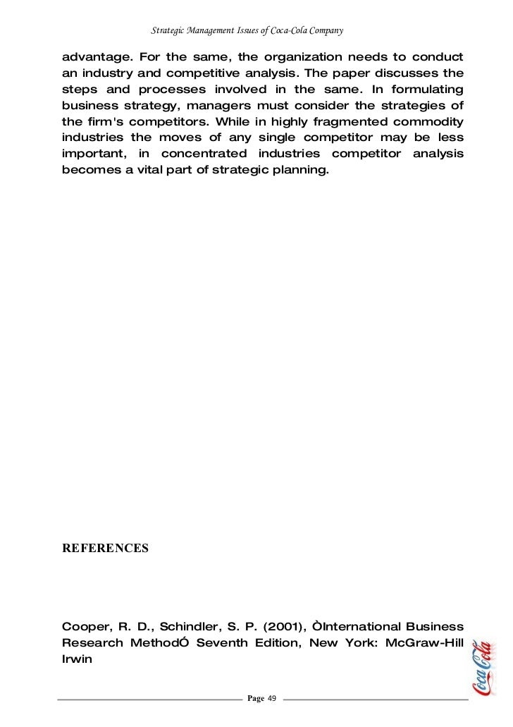 case study for multinational companies