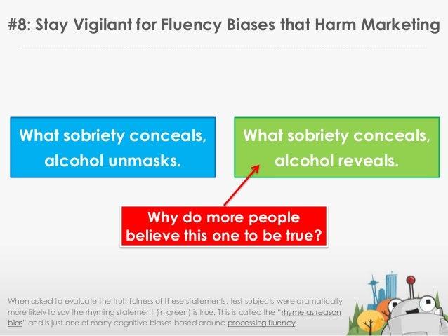 #8: Stay Vigilant for Fluency Biases that Harm MarketingDomain NamesMarketing SlogansWebsite UXStock Ticker SymbolsVisual ...