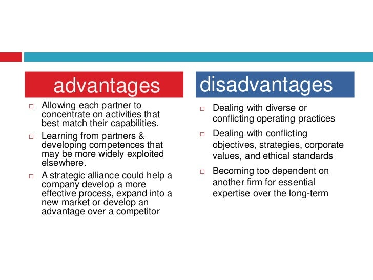 Analysis of Advantages