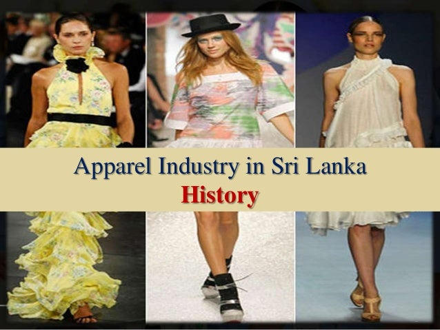 Challenges to the apparel industry in sri lanka