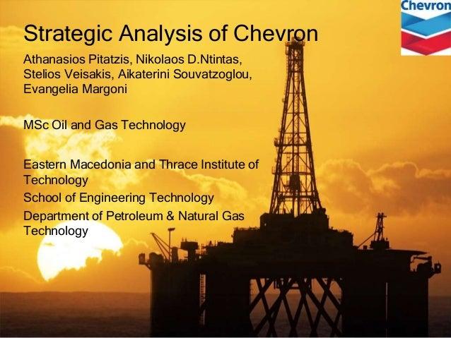 Chevron Corporation Porter Five Forces Analysis