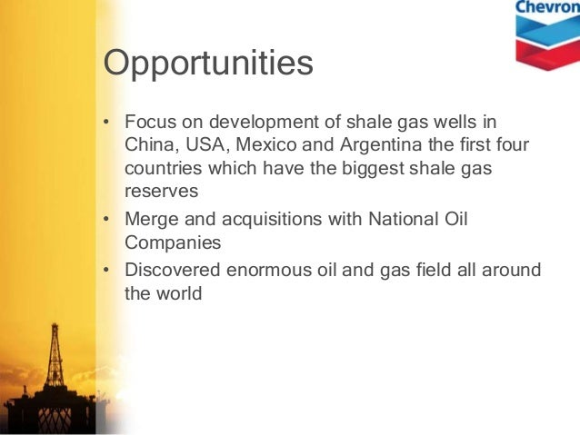 swot analysis for oil field One of the best ways to select strategy is swot analysis  keywords:foreign  exchange market, swot analysis, second order factor analysis,  oil and gas.