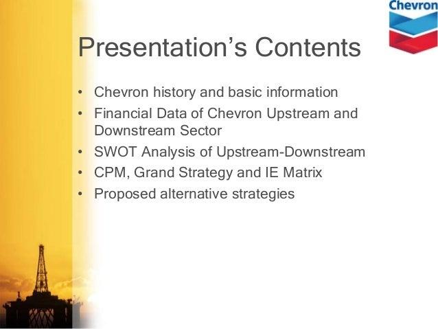 chevron analysis